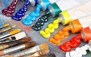 Art Идея. Вся палитра красок и товаров для творчества — Масляные краски — Краски