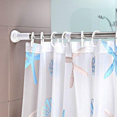 Организация хранения и быта. В наличии. — Полки и штанги в ванную комнату — Ванная