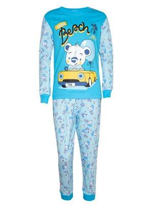 Пижама для мальчиков арт. М 187-10