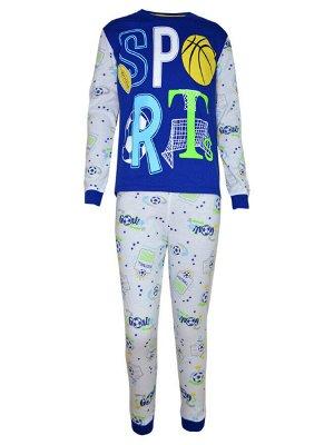 Пижама для мальчиков арт. М 187-16