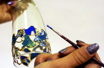 Art Идея. Вся палитра красок и товаров для творчества — Краски по стеклу и керамике — Краски