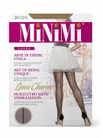 Minimi / Колготки с эффектом tulle LINEA CHARME