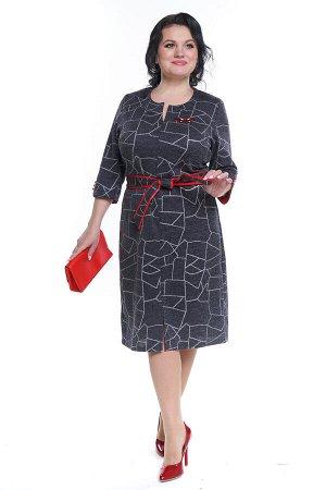 Платье-4109