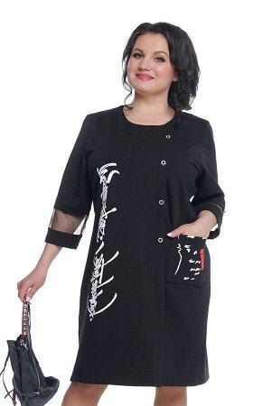 Платье-4186