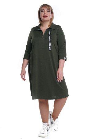 Платье-4083