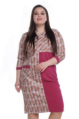 Платье-4079