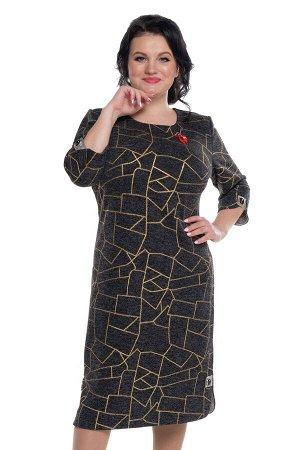 Платье-4105