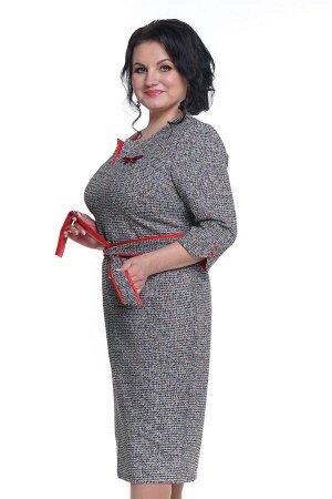 Платье-4106