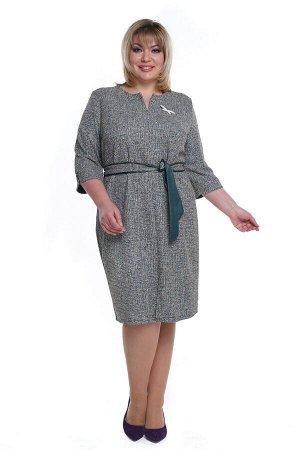 Платье-4098
