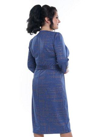 Платье-4121