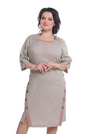 Платье-4153