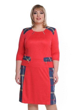 Платье-4142