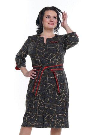 Платье-4134