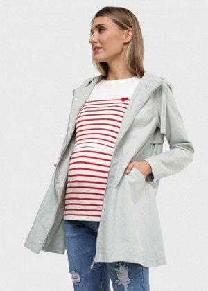 """Куртка демис 2в1 """"Нарден"""" для беременных; зеленый"""