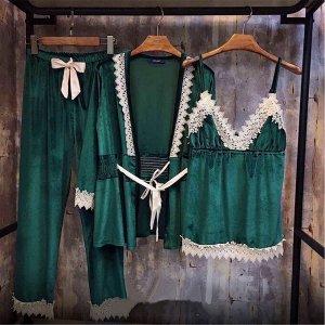 Пижама(кофта и брюки)