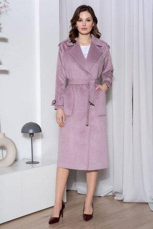 Пальто Пальто ЮРС 21-546/р  Состав ткани: ПЭ-42%; Шерсть-6%; Акрил-52%;  Рост: 164 см.  Пальто из приятной, качественной пальтовой ткани, модное и женственное, будет выгодно выделять вас из толпы и п