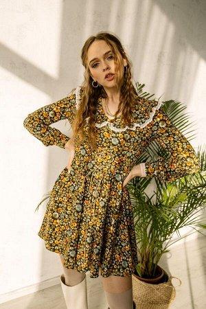 Платье Платье Pur Pur 01-903  Состав: Вискоза-100%; Сезон: Весна-Лето Рост: 170  Коллекция Pur Pur 2021.