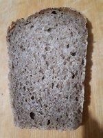 Хлеб Ржаной ФОРМОВОЙ МАЛЫЙ (Бездрожжевой, на закваске) , 500гр