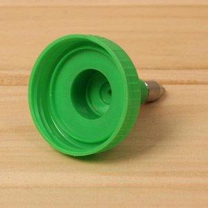 Поилка ниппельная для домашней птицы, под бутылку 0,5 и 5 л