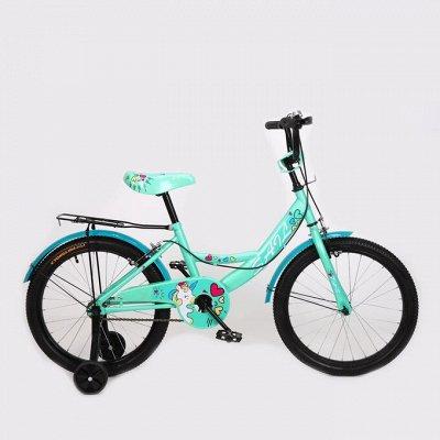 Летний ассортимент. Бассейны, велосипеды, самокаты, ролики.  — Детские велосипеды — Велосипеды