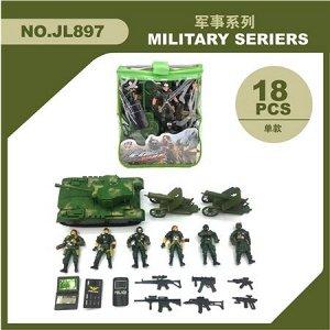 Набор Военная база OBL807541 JL897