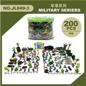 Набор Военная база OBL807547 JL849-3