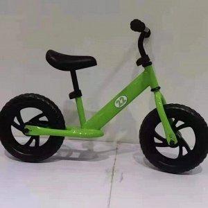 Детский 2-х колесный самокат с седлом BCP-0902 (1/1) зеленый