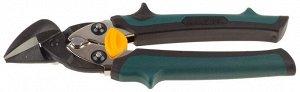 KRAFTOOL COMPACT Правые усиленные с выносом ножницы по металлу