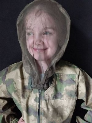 Костюм детский с москитной сеткой