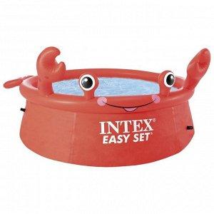 Бассейн надувной Easy Set, 183 х 51 см, 26100NP INTEX