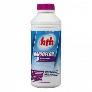 Коагулянт жидкий быстрого действия hth RAPIDFLOC, 1 л