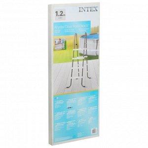 Лестница для бассейна, h=122 см, 28066 INTEX