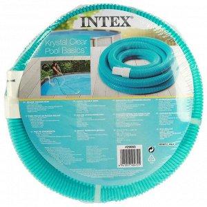Шланг для помпы Deluxe, d=38 мм, длина до 7,6 м, 29083 INTEX