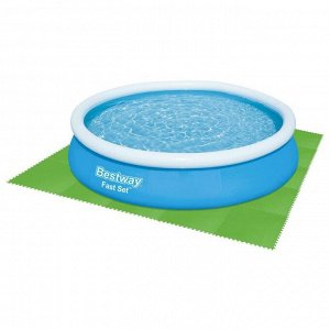 Подстилка-пазл для бассейнов, 78 х 78 см, 58636 Bestway