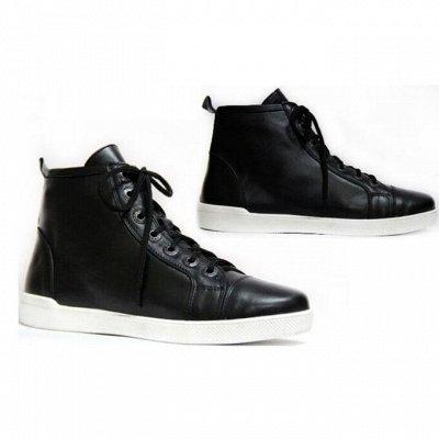 №45=✦NbN shoes✦ Обувь С-Петербург. Натуральная кожа 34-43р◄╝ — Кеды — Кеды