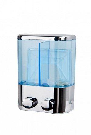 Диспенсер для жидкого мыла двойной