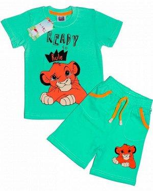 Костюм для мальчика 2-6 Lucky Kids Артикул: LK0077