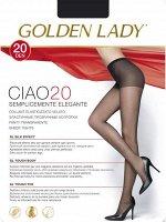GOLDEN LADY / Колготки CIAO 20 (эластичные, прозрачные с классической посадкой)