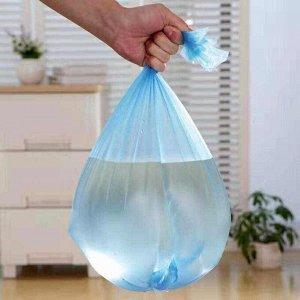 Мешки д/мусора 60 л.7мкр. 20 шт+2 пакета в ПОДАРОК