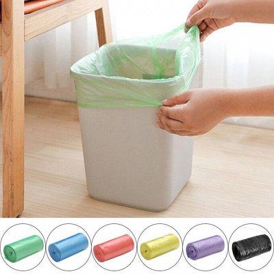 Распродажа склада. Купи бытовую химию по выгодной цене — Мешки для мусора и строительного в том числе... — Мешки и емкости для мусора