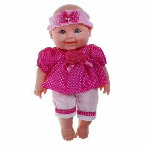 Кукла Малышка 8, девочка12