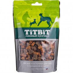 Все необходимое для любимых питомцев - очень много новинок! — Лакомства для  собак TITBIT — Для собак