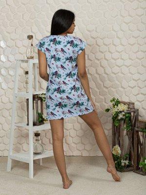 706 Платье Состав: 92 %хлопок 8% лайкра кулирка с лайкрой
