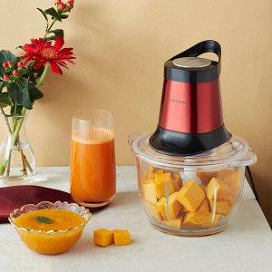Мясорубка-блендер с чашей на 2,5 литра