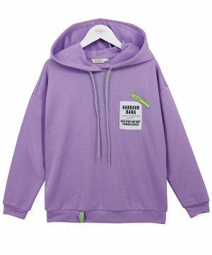 Свитшот Deloras  21060 Фиолетовый *