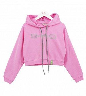 Свитшот Deloras  21065 Розовый *