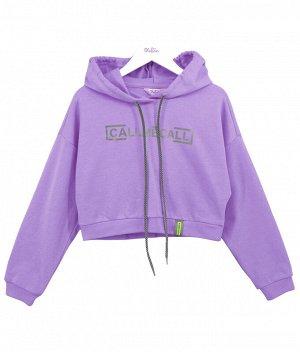 Свитшот Deloras  21065 Фиолетовый *