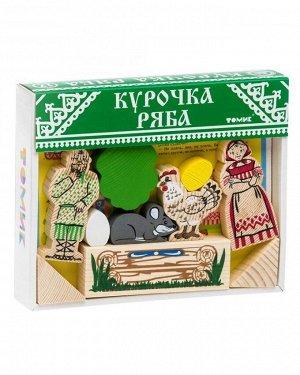 "Конструктор ""Курочка Ряба"" Томик"