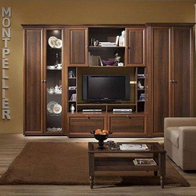 Классический и современный стиль. Мебель для каждого! — Гостиная Montpellier — Мебель