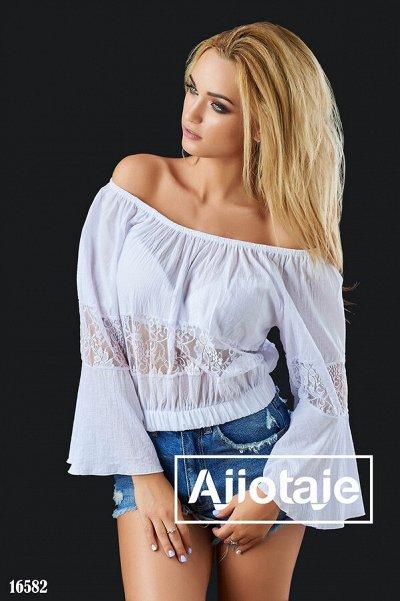 AJIOTAJE Яркое лето 2021 🌺 женская одежда — Блузки и рубашки